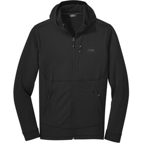 Outdoor Research Vigor Full Zip Hoodie Men black